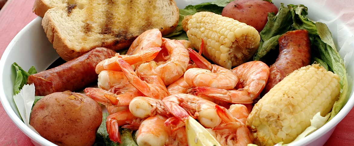 Shrimp Low Boil
